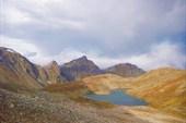 вид с перевала Айюлю